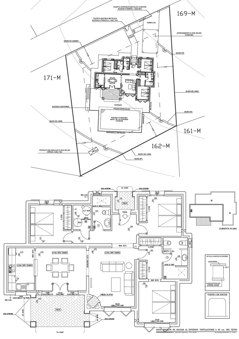 Haus PORTOFINO, Villa zum Verkauf auf der Cumbre del Sol Grundstück ...