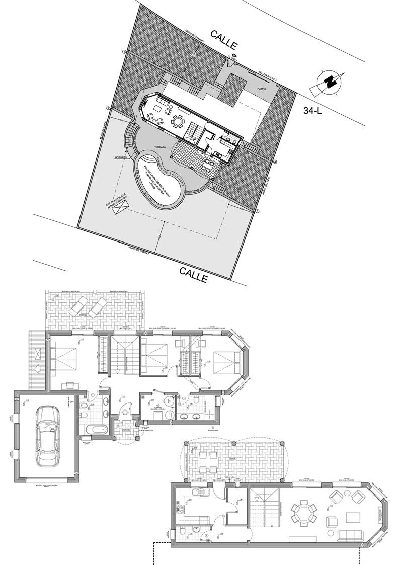 Haus BERLIN, Villa zum Verkauf auf der Cumbre del Sol Grundstück ...